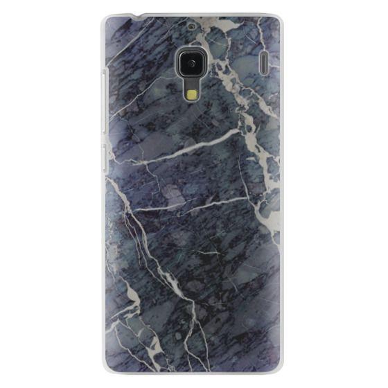 Redmi 1s Cases - Blue Stone Marble