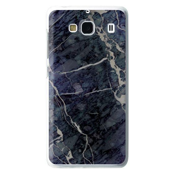 Redmi 2 Cases - Blue Stone Marble