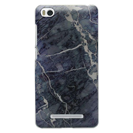 Xiaomi 4i Cases - Blue Stone Marble