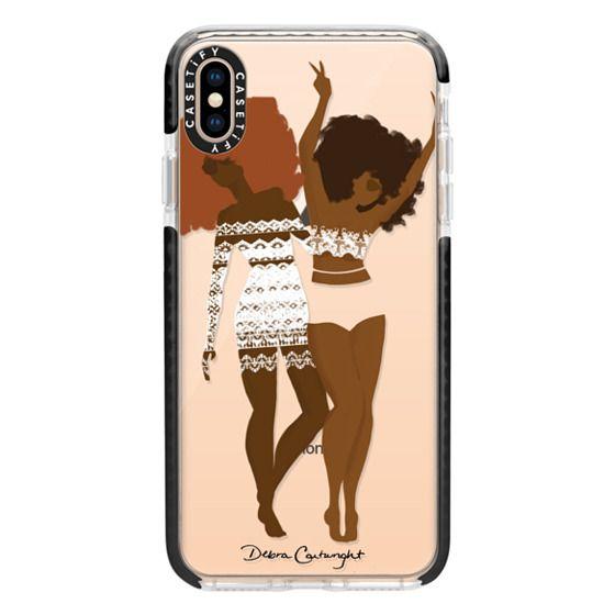 reputable site 5aa35 ca645 Impact iPhone XS Max Case - Hippie Chic