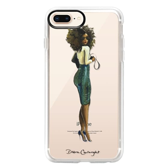 iPhone 8 Plus Cases - Python Skirt