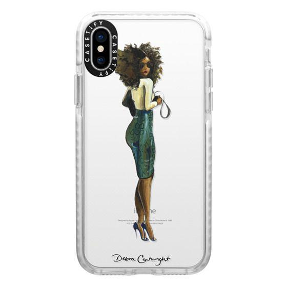 iPhone X Cases - Python Skirt