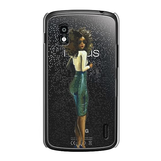 Nexus 4 Cases - Python Skirt