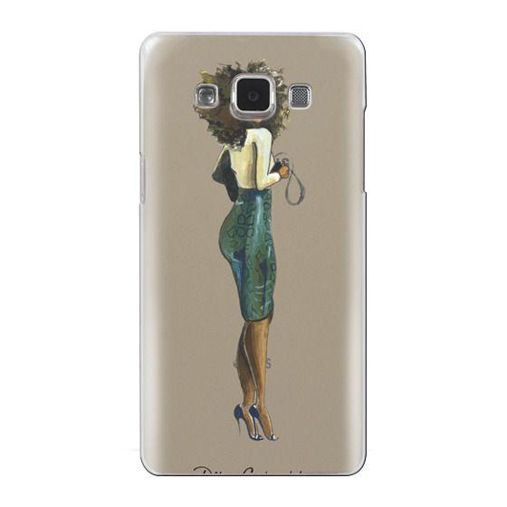 Samsung Galaxy A5 Cases - Python Skirt