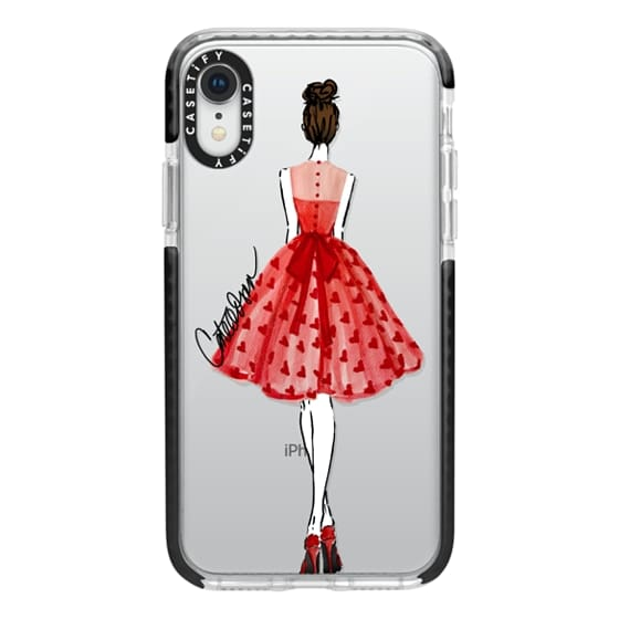 iPhone XR Cases - The Princess of Hearts