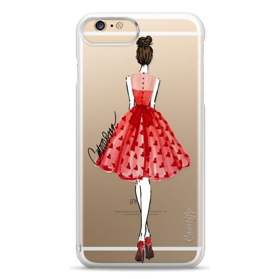 iPhone 6 Plus Cases - The Princess of Hearts