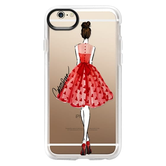 iPhone 6 Cases - The Princess of Hearts