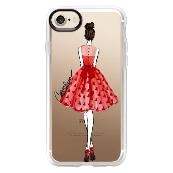 iPhone 7 Cases - The Princess of Hearts