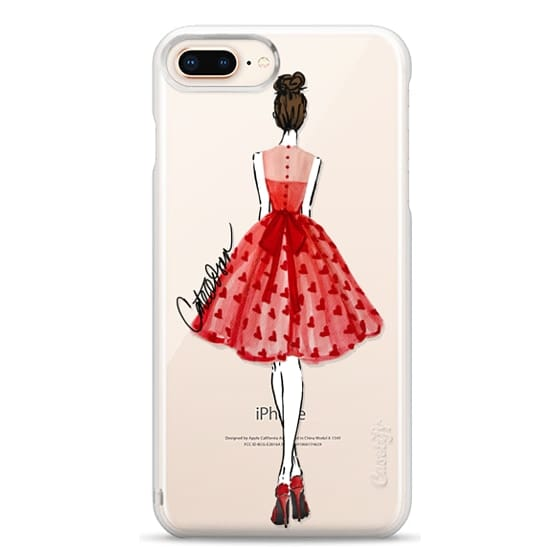 iPhone 8 Plus Cases - The Princess of Hearts