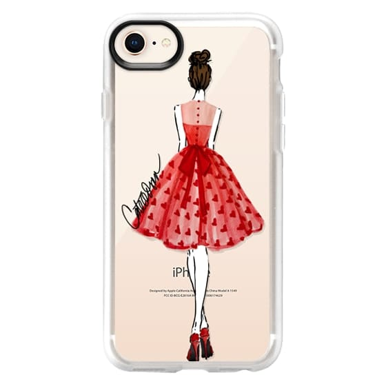 iPhone 8 Cases - The Princess of Hearts