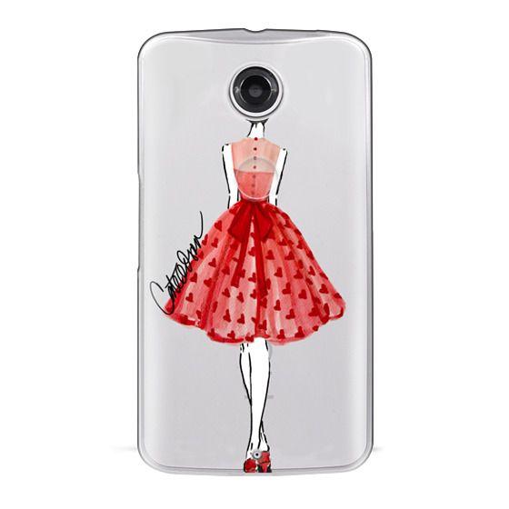 Nexus 6 Cases - The Princess of Hearts