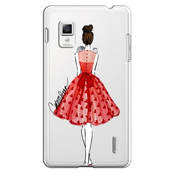Optimus G Cases - The Princess of Hearts