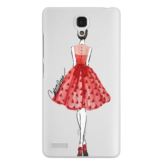 Redmi Note Cases - The Princess of Hearts