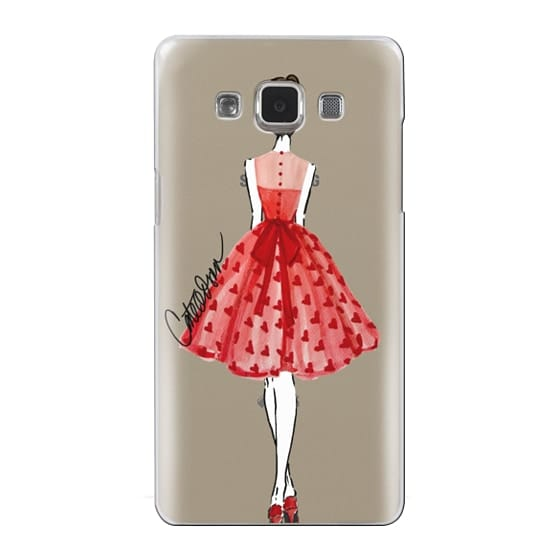 Samsung Galaxy A5 Cases - The Princess of Hearts