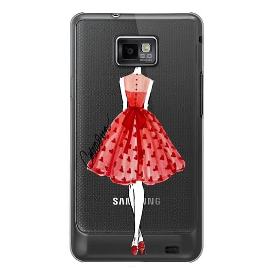 Samsung Galaxy S2 Cases - The Princess of Hearts
