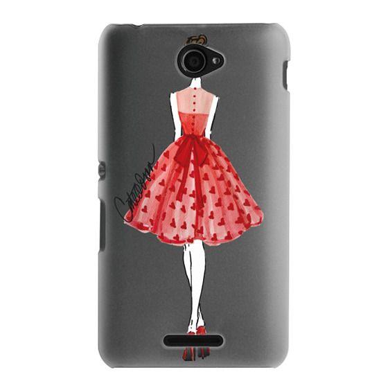 Sony E4 Cases - The Princess of Hearts