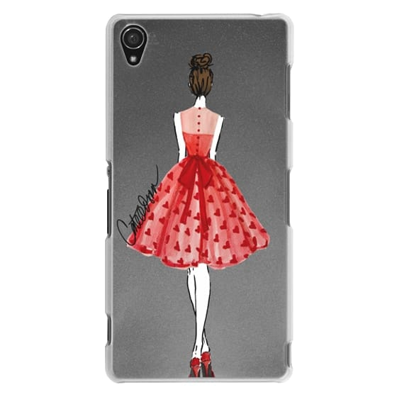 Sony Z3 Cases - The Princess of Hearts