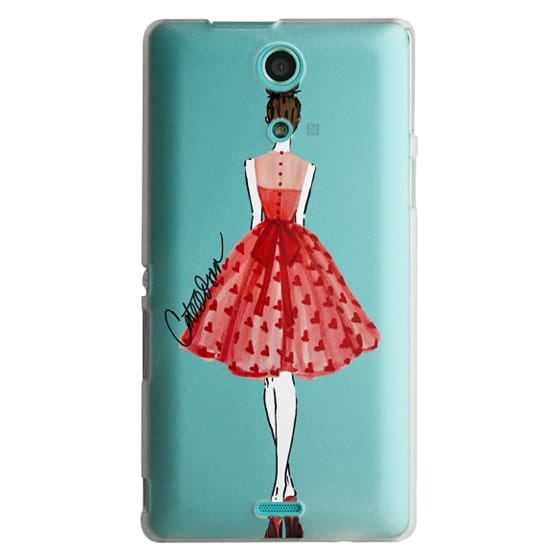 Sony Zr Cases - The Princess of Hearts