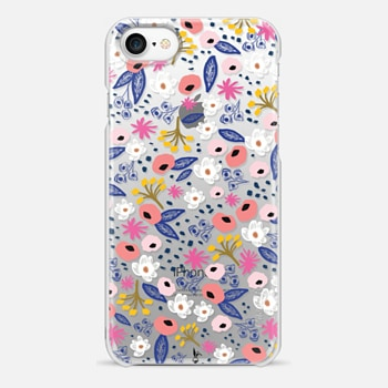 iPhone 7 ケース Spring Florals