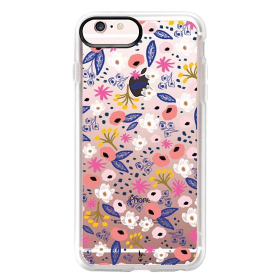 iPhone 6s Plus Cases - Spring Florals