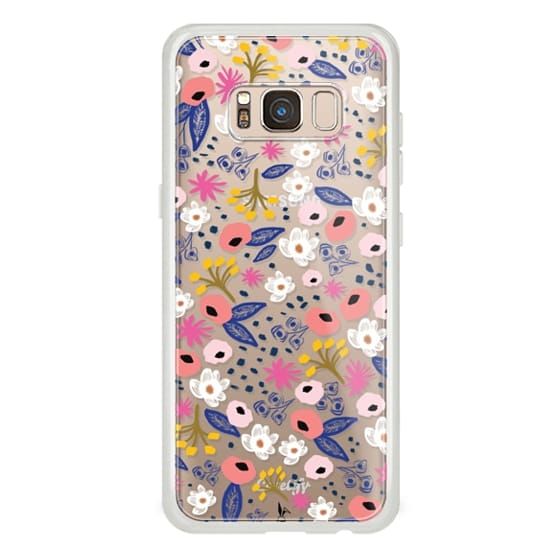 Samsung Galaxy S8 Cases - Spring Florals