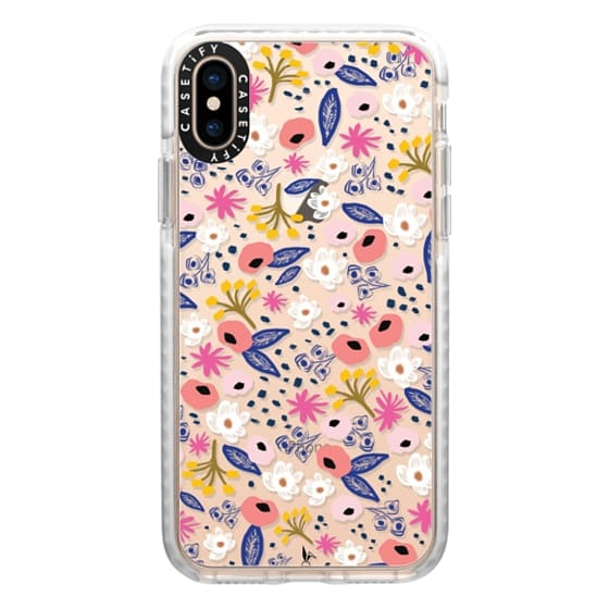 iPhone XS Cases - Spring Florals