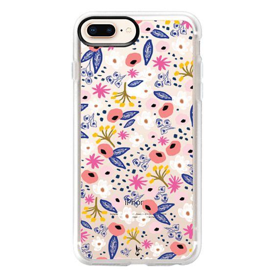 iPhone 8 Plus Cases - Spring Florals
