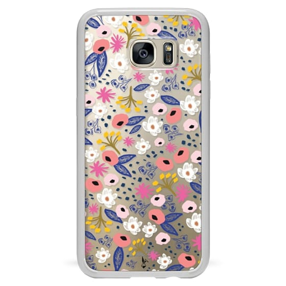 Samsung Galaxy S7 Edge Cases - Spring Florals
