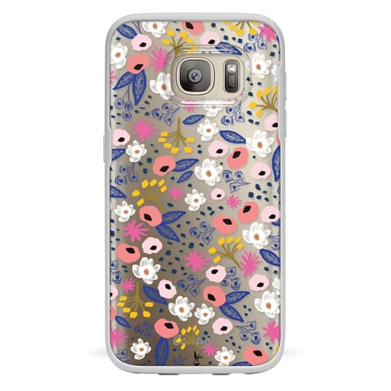 Samsung Galaxy S7 Cases - Spring Florals