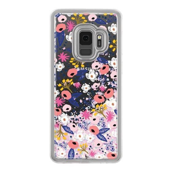 Samsung Galaxy S9 Cases - Spring Florals