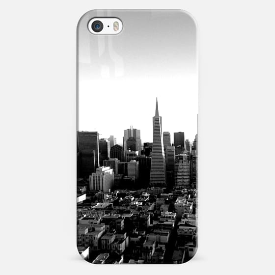 SanFrancisco financial district - Classic Snap Case