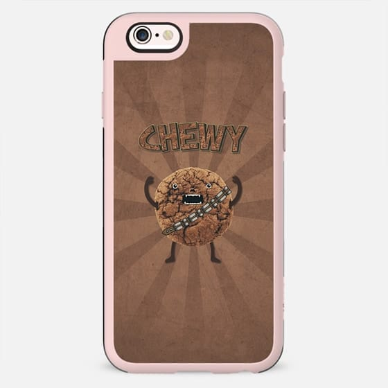 Chewy Chocolate Cookie Wookiee - New Standard Case