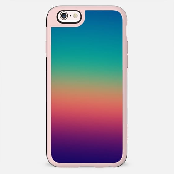 Fruity sky - fresh color gradient - New Standard Case