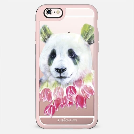 Wildlife botanical Panda
