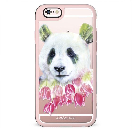 Wildlife botanical Panda