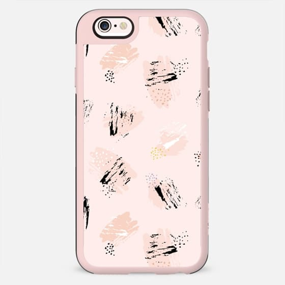 Blush Abstract - New Standard Case