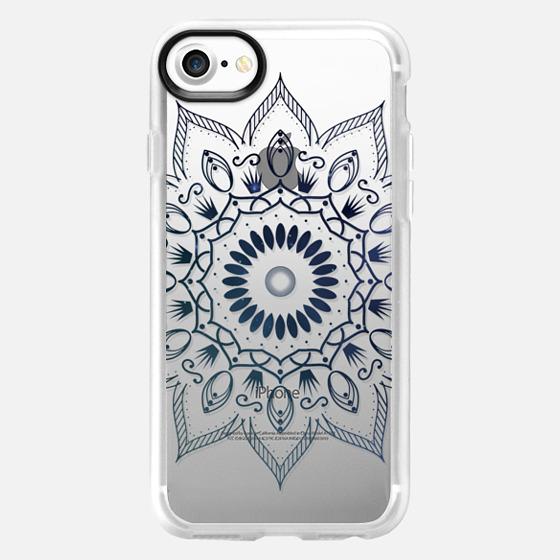 starry mandala - Wallet Case