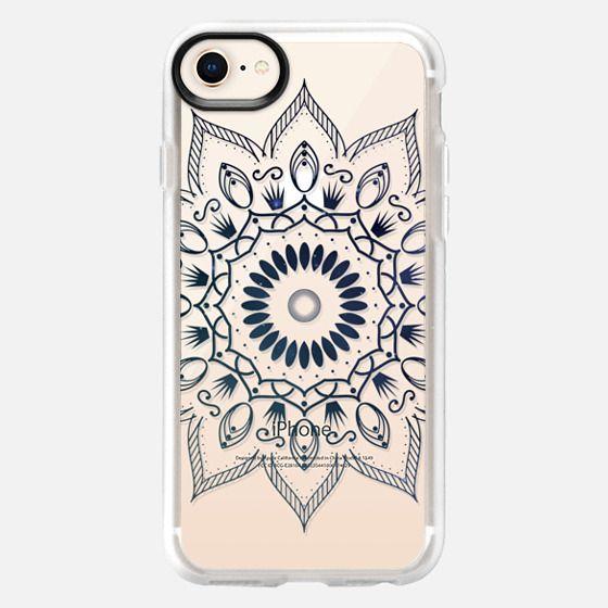 starry mandala - Snap Case