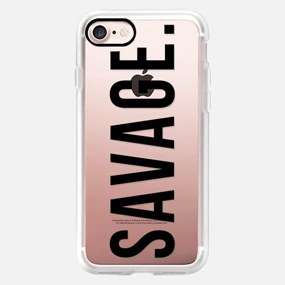 Savage (black) -