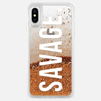 iPhone X Case Savage