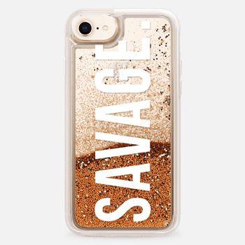 gold glitter iphone 8 case