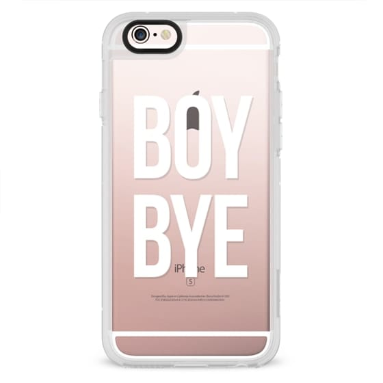 iPhone 6s Cases - boy bye