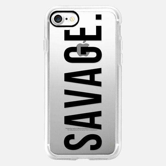 Savage (black) -