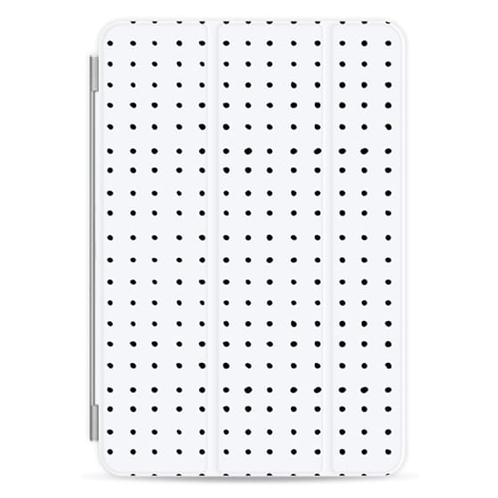 iPad Mini 4 Covers - Dot in a Lovestack // b&w