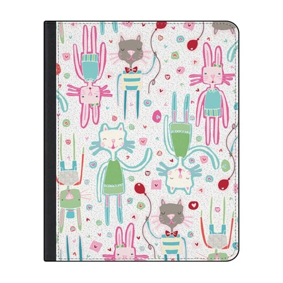 12.9-inch iPad Pro (2018) Covers - Paris Furries