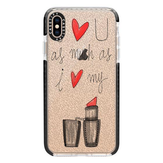 iPhone XS Max Cases - Honest Luv