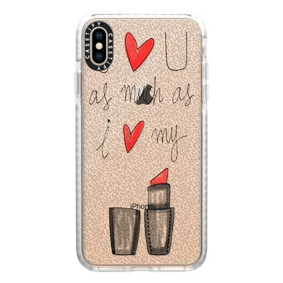 iPhone XS Max Cases - Honest Luv