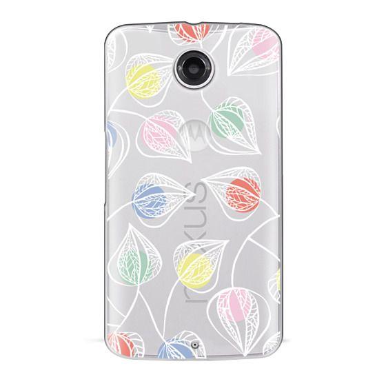 Nexus 6 Cases - Love in a Cage (white)
