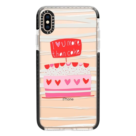 iPhone XS Max Cases - More than Cake