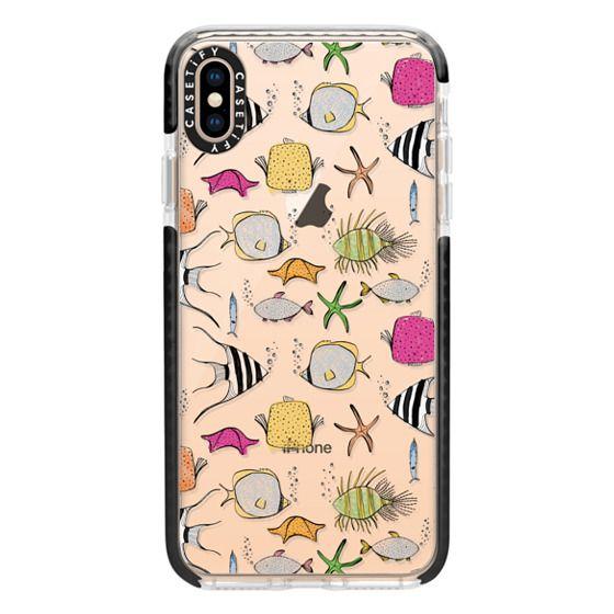 iPhone XS Max Cases - Caribbean Sea